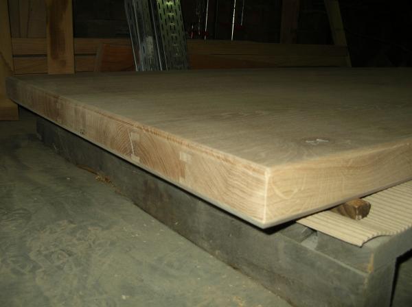 plateau de table ch ne merle et fils parquets et. Black Bedroom Furniture Sets. Home Design Ideas